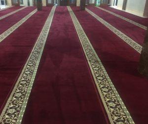 Tips Supaya Karpet Di Masjid Tetap Wangi